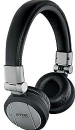 TDK プレミアム ワイヤレス ステレオ ヘッドフォン TH-WR700