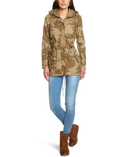Khujo Damen Jacke Slim Fit 1025JK131 INILA, Gr. 40 (L