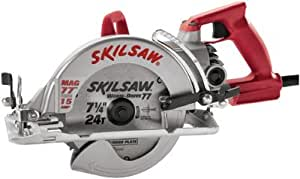 """Skil® - Magnesium """"MAG 77"""" Worm Drive Circular Saws 7-1/4"""" Magnesium """"Mag 77"""" Wormdrive Saw - Sold as 1 Each"""