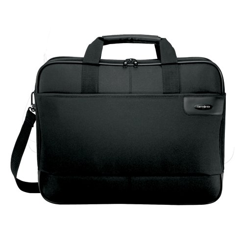 Samsonite Unity ICT Formal Large Toploader – Black