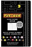 Moleskine 2012 12 Month Pac-Man Limited Edition Daily Planner Black Pocket (Moleskine Legendary Notebooks (Calendars))