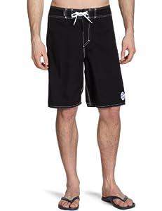 Vans Herren Shorts Off The Wall Board, black, 28, VMEYBLK