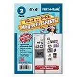 FREEZ-A-FRAME 33246H Magnetic Picture Frame Set