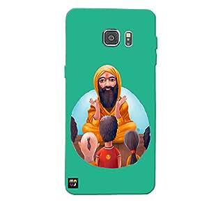 MAUj Baba Ki Kahani Back Cover for Samsung Galaxy S7