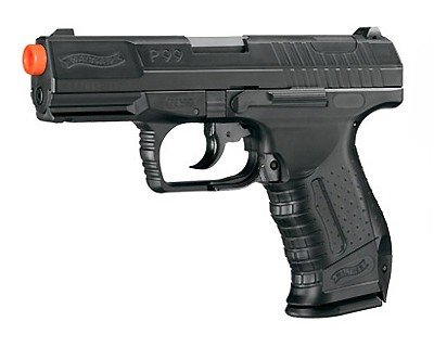 Walther P99 Blowback Co2 Airsoft Pistol Airsoft Gun from SPIG
