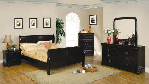 Bedfur best bedroom furnitures for 5 piece queen sleigh bedroom set