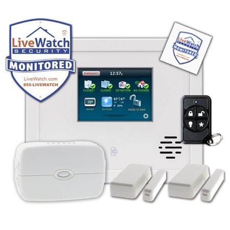 Livewatch Simple Iphone Security System App Package
