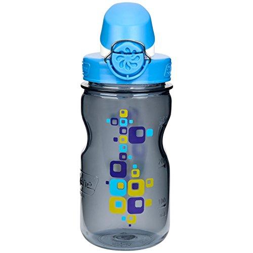 Nalgene Kids On the Fly Water Bottle Blue//Blue 12 oz