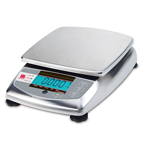 Access Ohaus 83998118 Stainless Steel Ntep Approved Fd Food Portioning Scale, 6000G X 1G occupation