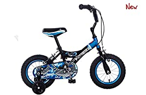 "14"" ProBike Shark Boys Blue Boys Bike - Age Approx 3-5 Years"