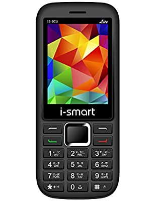 i-Smart IS 201i Lite (Black)