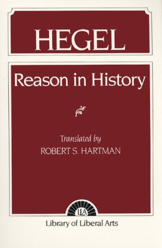 Hegel: Reason in History