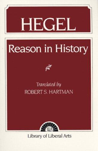Hegel: Reason in History