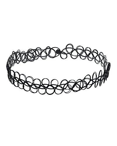 Voylla-Plastic-Choker-Necklace