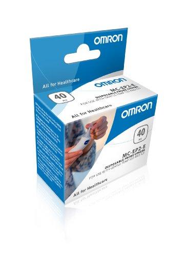 """Omron MC-EP2-E - Cappucci monouso per termometro auricolare """"Gentle Temp"""""""