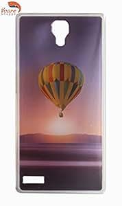 Vcare Shoppe Printed Back case cover for Xiaomi Redmi Note Prime (Transparent Printed design) - Fits perfectly with Xiaomi Redmi Note / Xiaomi Redmi Note 4G / Xiaomi Redmi Note PRIME