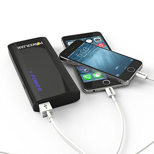 THE #1 Rated Portable Phone Charger- LIFETIME 13000mAh ...