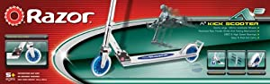 Razor A3 Kick Scooter (Green)