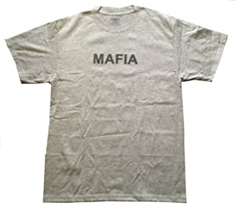 Amazon.com: MAFIA - Mafia - Grey T-shirt: Clothing