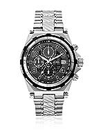 Guess Reloj de cuarzo Man W0243G1 Plateado 44 mm