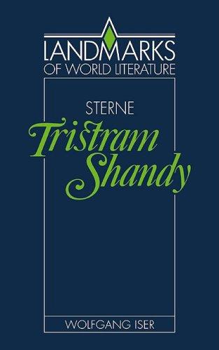 Sterne: Tristram Shandy Paperback (Landmarks of World Literature)