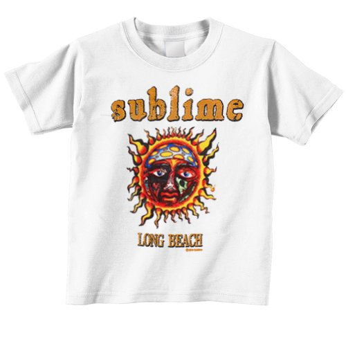 Kiditude Sublime Baby Infant T-Shirt, White (Small 0-6 Months) front-18094