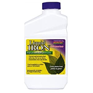 Bonide 299  Liquid Iron Complex, 32 oz (Discontinued by Manufacturer)