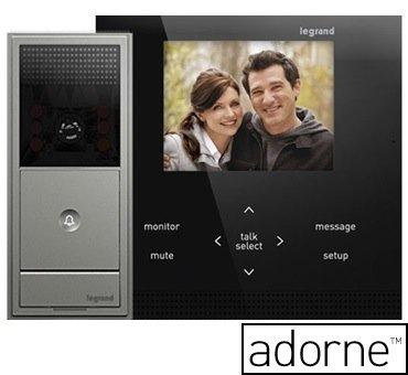 Legrand Ai6100M1 Wireless Video Intercom Kit