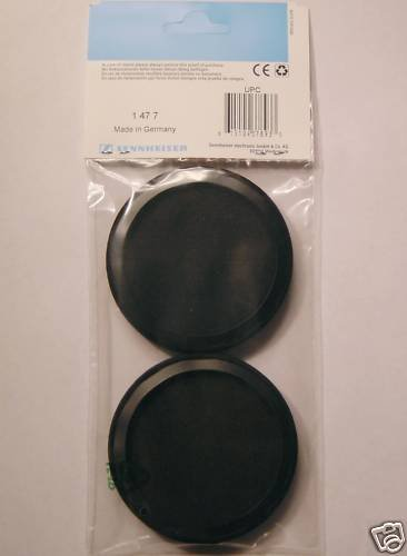 Genuine Replacement Ear Pads Cushions For Sennheiser Hd450 Hd480 (And Hd490-Model With Double Sided Cable Mount) Headphones