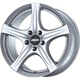 VW T5 Alufelge Ronal R42 Kristall Silber 17 Zoll