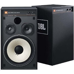 Jbl 3 Way Studio Monitor A Pair Of Speakers Jbl 4312E