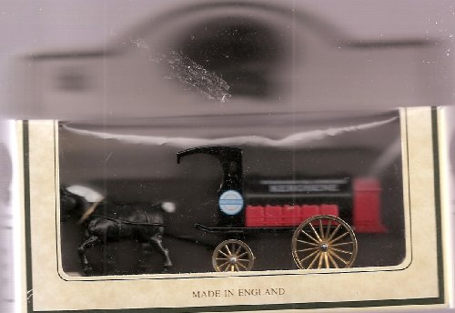 Chevron Commemorative Horse Drawn Wagon - Made in England