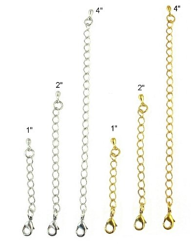 Necklace Bracelet Extender Set - 1
