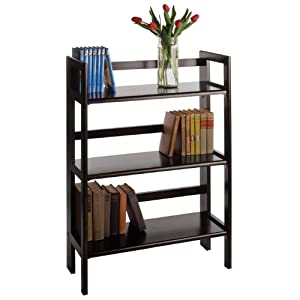 3-Tier Folding and Stackable shelf