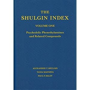Amazon.com: The Shulgin Index Vol. I: Psychedelic Phenethylamines ...