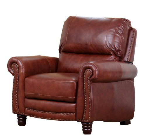 Leather Armchair Recliner 5975
