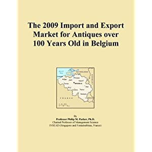 The 2009 Import and Export Market for Antiques over 100 Years Old in Singapore Icon Group International