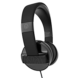 ZAGG ifrogz Audio - Carbide IFCARH-BK0 Headphones (Black)