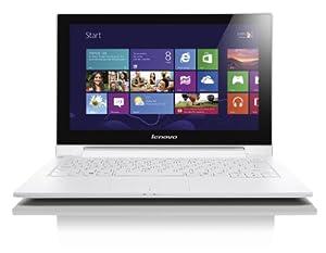Lenovo S210 11.6-inch Touchscreen Laptop (White) - (Intel Celeron 1017U 1.6GHz Processor, 4GB RAM, 500GB HDD, WLAN, BT, Integrated Graphics, Windows 8)