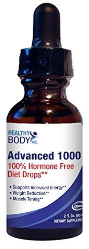 Healthy Body Advanced 1000 Diet Drops
