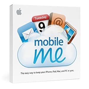 Mobileme Family Pack Box [DISCONTINUED PRODUCT/SERVICE] [Old Version]
