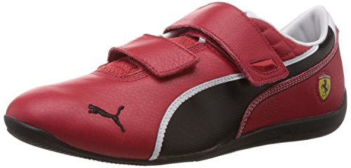 Puma-Mens-Drift-Cat-6-Sf-Ac-Flash-Leather-Sneakers