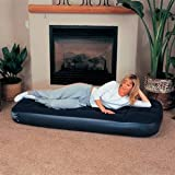 Inflatable Bed / Mattress Size: Single. Built in Pump.by Trueshopping