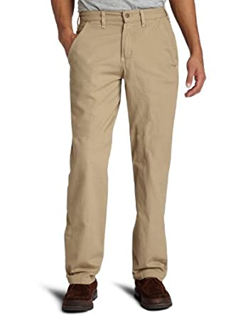 B299 Carhartt Canvas Khaki Men's Pant Tc1lFKJ3