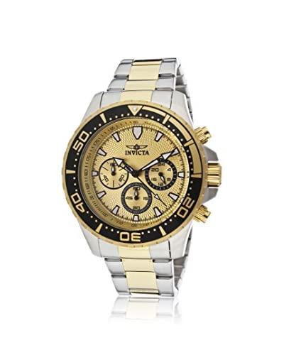 Invicta Men's INVICTA-12916 Gold-Tone Stainless Steel Watch