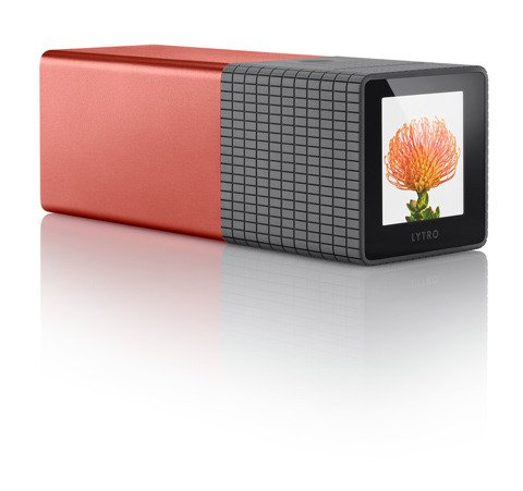 Lytro ライトロ Light Field Camera ライトフィールドカメラ Red Hot 16GB 並行輸入