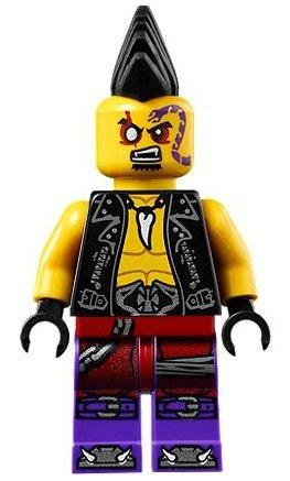 Lego Ninjago Eyezor Minifigure - 1