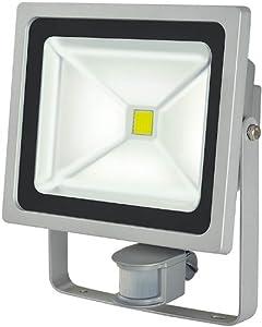 Brennenstuhl ChipLED Leuchte, 50 W IP44 5 m H07RNF 3G1,0 mit Bewegungsmelder 1171250502  BaumarktKundenbewertung und weitere Informationen