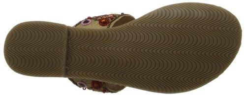 Seychelles Women's Nothin Like It Toe Ring Sandal,Gold,7 M US
