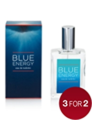 Blue Energy Eau de Toilette 30ml